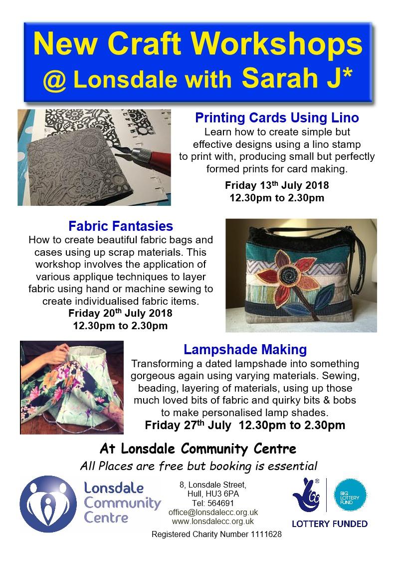 Events | Lonsdale Community Centre
